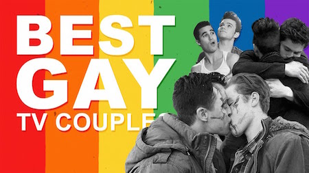 best tv gay couples ever