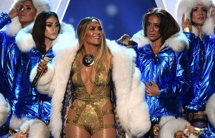 Jennifer Lopez MTV Video Music Awards VMA 2018